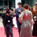 Felicity Jones – 'The Aeronauts' premiere – TIFF 2019 - 454 x 681