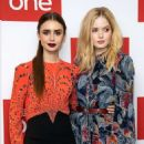 Lily Collins – BBC One Les Miserables Photocall in London