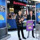 Joe Jonas announce the 2015 American Music Awards nominations at GMA Studios on October 13, 2015 in New York City - 454 x 303