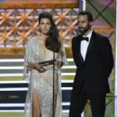Jessica Biel : 69th Annual Primetime Emmy Awards - 454 x 318