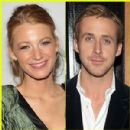 Blake Lively and Ryan Gosling