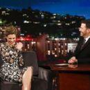 Lauren Cohan - 'Jimmy Kimmel Live' on February 28th, 2019 - 454 x 303