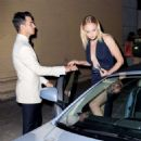 Sophie Turner – Leaving Joe Jonas Birthday Party in New York