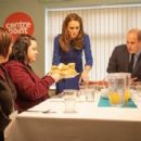 The Duke And Duchess Of Cambridge Visit South Yorkshire - 454 x 303