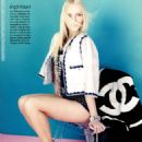 Ginta Lapina Vogue Mexico (April 2012) - 454 x 598