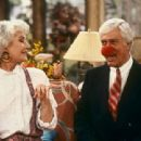 Bea Arthur and Dick Dyke