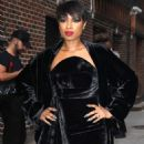 Jennifer Hudson – Arrives at 'Late Show with Stephen Colbert' in NY