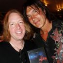 Jeff Pilson with Georges Lynch