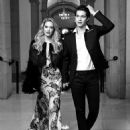 Julie Ordon, Çagatay Ulusoy - Elle Magazine Pictorial [Turkey] (December 2014)