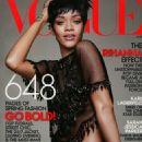 Rihanna Vogue USA March 2014