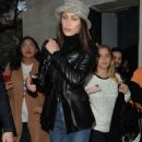 Bella Hadid – Out in Paris