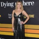 Ari Graynor – 'I'm Dying Up Here' Premiere in Los Angeles - 454 x 669