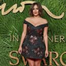 Caroline Flack –2017 Fashion Awards in London - 454 x 690