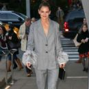 Katie Holmes – Arriving for the America Ballet Theater 2018 Fall Gala in NY