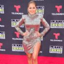 Adrienne Bailon- Telemundo's Latin American Music Awards 2015 - Red Carpet - 399 x 600