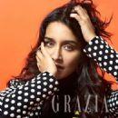 Shraddha Kapoor - Grazia Magazine Pictorial [India] (November 2017) - 454 x 568