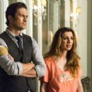 Nasim Pedrad and Oliver Hudson