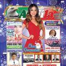 Eiza González - El Aguila Magazine Cover [United States] (7 December 2016)