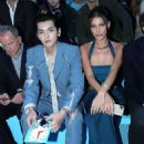 Bella Hadid – Attends the Louis Vuitton Menswear Show in Paris