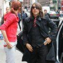 Anthony Kiedis and Nika (Model) - 309 x 512