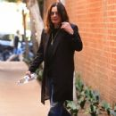 Rocker Ozzy Osbourne stops by a doctors office for a check up in Beverly Hills, California on November 4, 2016 - 444 x 600