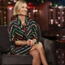 January Jones – On Jimmy Kimmel Live! in Hollywood