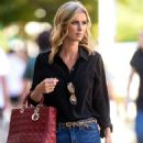 Nicky Hilton – In denim seen out in New York City - 454 x 615