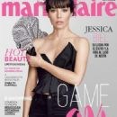 Jessica Biel - Marie Claire Magazine Cover [Mexico] (September 2017)