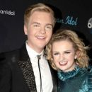 Maddie Poppe and Caleb Lee Hutchinson - 454 x 258