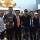 Cristiano Ronaldo's confidant, adviser, sounding board and best friend - meet Ricky Regufe - 454 x 338