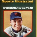 Tom Seaver - Sports Illustrated Magazine Cover [United States] (22 December 1969)