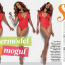 Tyra Banks - Cosmopolitan Magazine Pictorial [South Africa] (December 2012)