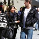 Daniella Monet and Andrew Gardner - 454 x 735