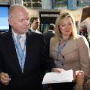 Ffion Hague and William Hague - 454 x 297