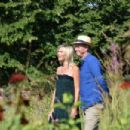 Jo Whiley – Hampton Court Flower Show 2018 in London