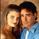Heather Tom and J. Eddie Peck