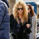 Shakira- Out for Lunch in Barcelona 12/30/2018 - 454 x 681