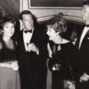Nancy Davis, Irene Dunne, Ronald Reagan