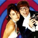 Mike Myers and Elizabeth Hurley - 454 x 284