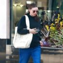 Rooney Mara – Treats herself to a spa day in Los Angeles - 454 x 681