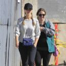 Jessica Alba out for a lunch in Beverly Hills January 29, 2017 - 454 x 657