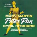 PETER PAN Original 1954 Broadway Cast Starring Mary Martin - 454 x 413