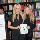 Pamela Anderson Book Signing Raw In Ny