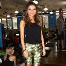 Maria Menounos – Tapout Fitness Event in New York 8/19/2016