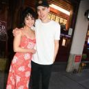 Vanessa Hudgens and boyfriend Austin Butler – Attend closing party of Iceman Cometh in NY