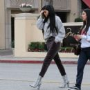 Kylie Jenner Spotted out in Beverly Hills CA February 1, 2017 - 454 x 474