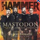 Mastodon - Metal&Hammer Magazine Cover [Norway] (March 2017)