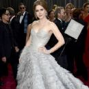 Amy Adams At The 85th Annual Academy Awards - Arrivals (2013)