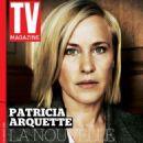 Patricia Arquette - TV Magazine Cover [France] (10 January 2016)