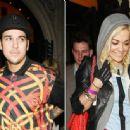 Robert Kardashian Jr. and Rita Ora